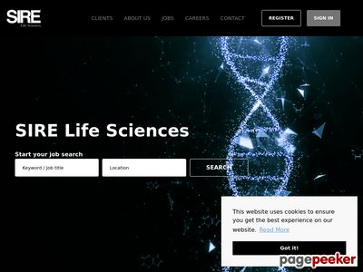 SIRE Life Sciences® Recruitment & Executive Search