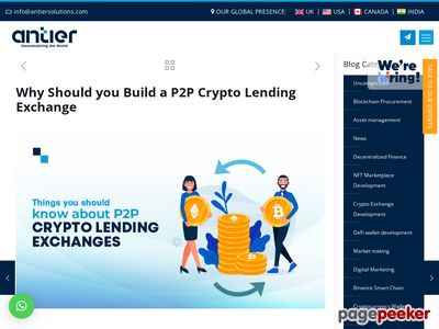 https://www.antiersolutions.com/why-should-you-build-a-p2p-crypto-lending-exchange/ website snapshot