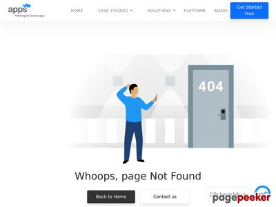 https://www.appsrhino.com/On-Demand-Home-Services/ website snapshot