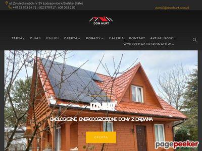 Domki rekreacyjne - Domhurt