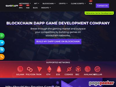 https://www.gamesd.app/#contactus website snapshot