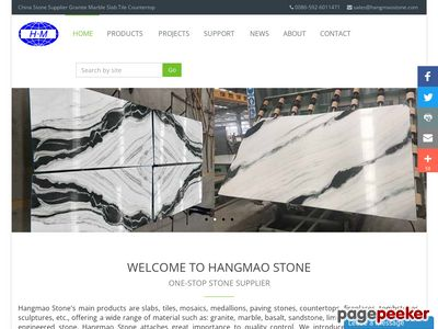 Details : China Stone Factory, China Stone Supplier & Exporter - Hangmao Stone