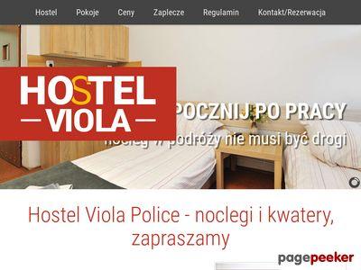Hostel-viola.pl