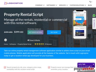 https://www.logicspice.com/rental-property-management-software/ website snapshot