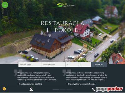 Smaki na Szlaku - noclegi, hotel, restauracja - Polanica Zdrój width=