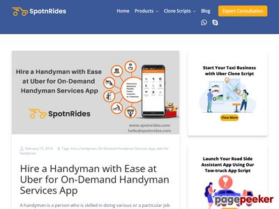 https://www.spotnrides.com/blog/hire-a-handyman-with-ease-at-uber-for-on-demand-handyman-services-app/ website snapshot