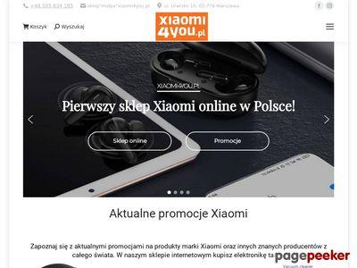 Xiaomi - xiaomi4you.pl