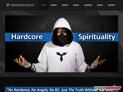Discover a New Step-By-Step System Guaranteed to Provide You Real Spiritual Experiences Instantly, Transform Yourself Radically, and Change Your Life Permanently | The Official Website of Immortology 1