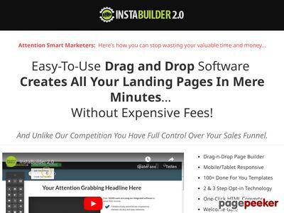 InstaBuilder 2.0 | The Ultimate WordPress Marketing Plugin | InstaBuilder 2.0 instabuilder