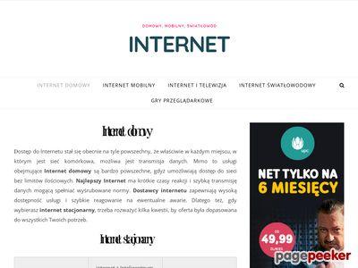 Dostawcy internetu