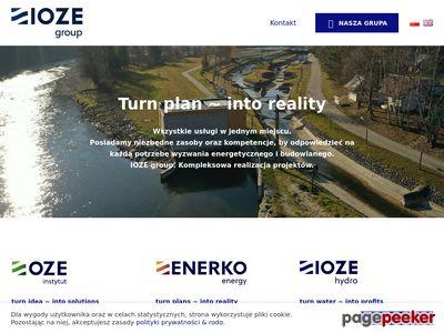 Www.ioze.pl - Zainwestuj w Odnawialne Źródła Energii