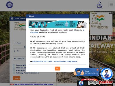 irctc.co.in thumbnail