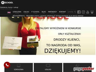 Szkolenia Excel - Itschool.pl