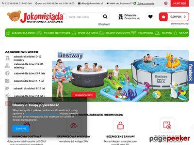 JOKOMISIADA Rowerki trójkołowe Kraków