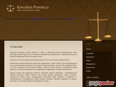 Porady prawne radca prawny online, Warszawa