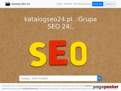 KatalogSEO24.pl - moderowany katalog