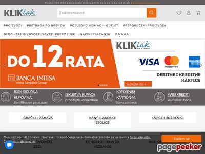 kliklak.rs