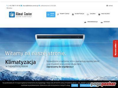 Montaż, serwis klimatyzacji Wrocław