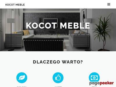 Łóżko dla dziecka- Kocot-meble