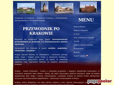 Przewodnik po Krakowie