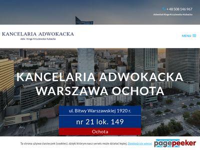 Zamówienia publiczne Warszawa