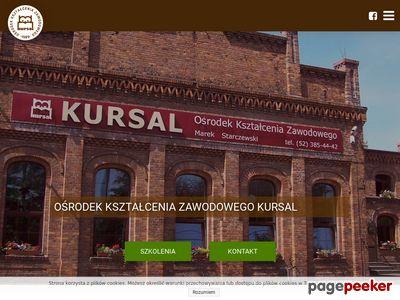 Kursal kursy na spawacza Bydgoszcz