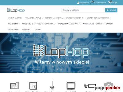 Najsolidniejszy serwis laptopów - Lapkop.pl