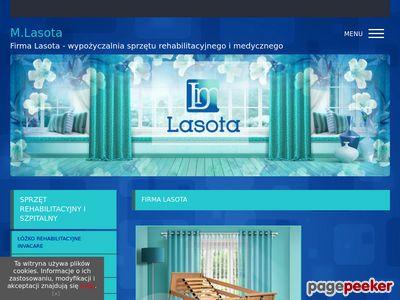 M.Lasota - Wypożyczalnia sprzętu rehabilitacyjnego