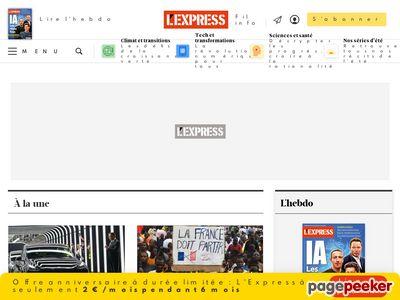 lexpress.fr thumbnail