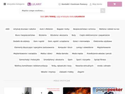 Lulany.pl - zakupy bezpośrednio z hurtowni
