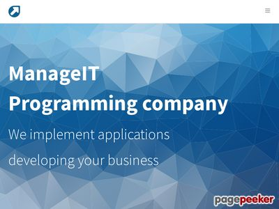 Manage IT outsourcing programistów