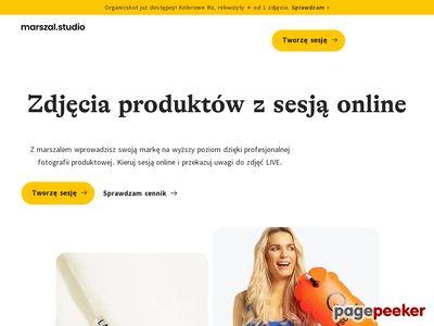 Packshot Warszawa - MarszalStudio