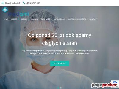 Poradnia specjalistyczna Gdynia - Medami.pl