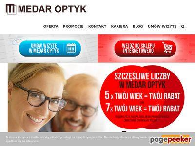 Okulary poznań