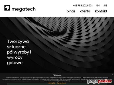 Obróbka Tworzyw Sztucznych Mega Tech