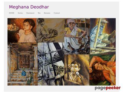 meghanadeodhar.com