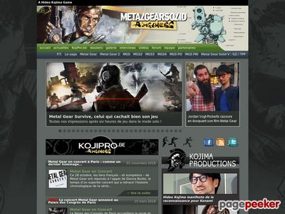 metalgearsolid.be thumbnail