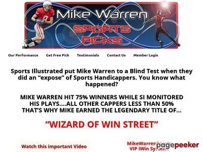 Mike Warren Sports mikewarrensports