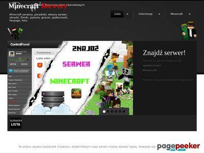 Publiczny serwer minecraft