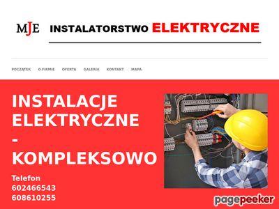 mje-elektryk.pl