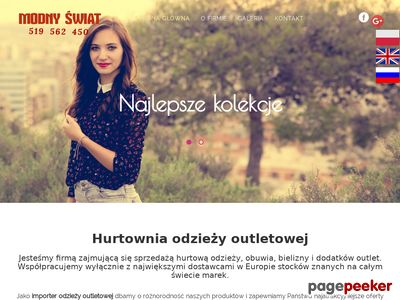 Hurtownia outlet