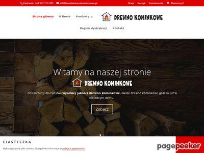 Drewno kominkowe Pabianice