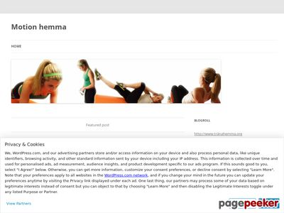 Motion hemma - http://motionhemma.wordpress.com
