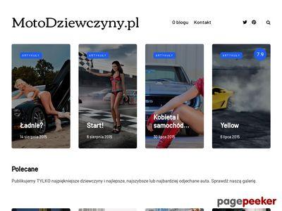 MotoDziewczyny.pl – odkryj piękno