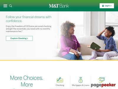 M And T Bank (ATM Only)
