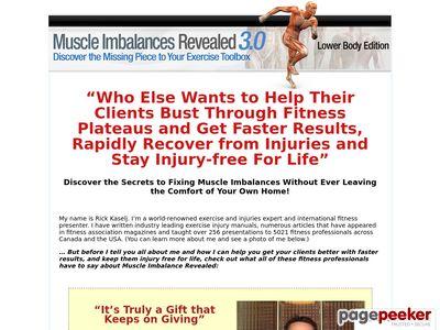 Muscle Imbalances Revealed | 1