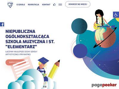 Muzyczna.pl - prywatna szkoła muzyczna Katowice.