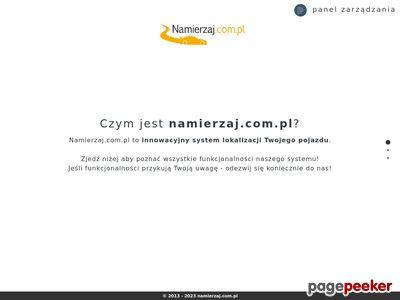 Innowacyjny system namierzania pojazdów namierzaj.com.pl