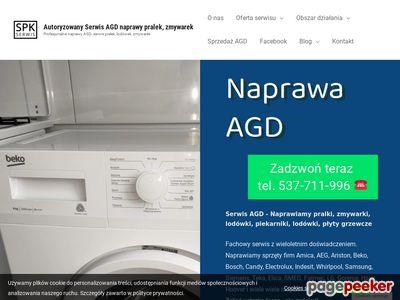 Serwis pralek Poznań