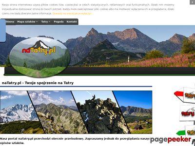 naTatry.pl - Mapy szlaków w Tatrach